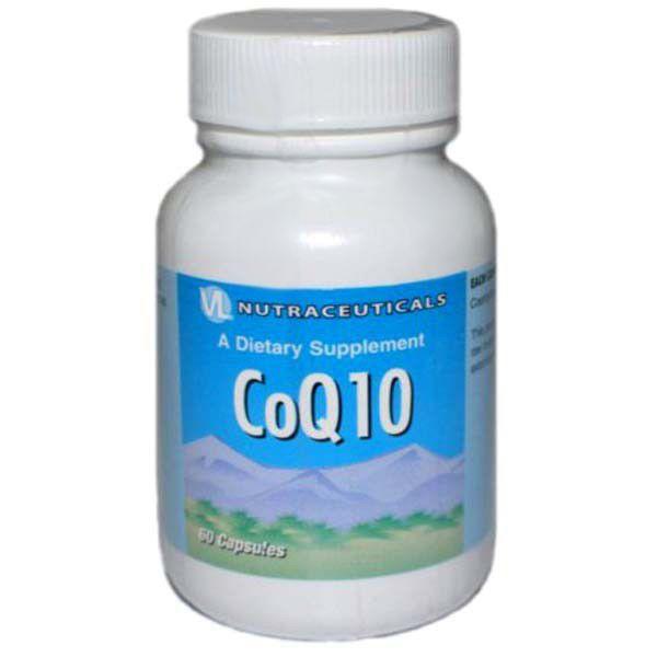 Кофермент Q10 (Coenzyme Q10)