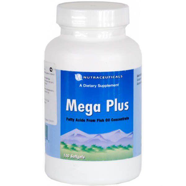 Мега Плюс, Омега-3 (Mega Plus)